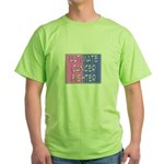 'Ultimate Cancer Fighter' Green T-Shirt
