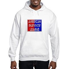 'American Survivor League' Hoodie