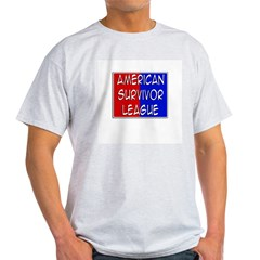 'American Survivor League' T-Shirt