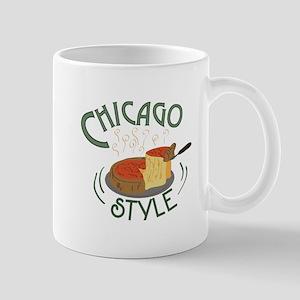 Chicago Sign Mugs