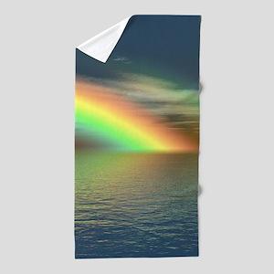 Rainbow 005 Beach Towel