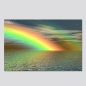Rainbow 005 Postcards (Package of 8)