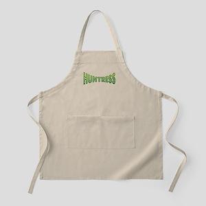 huntress female hunter gifts BBQ Apron