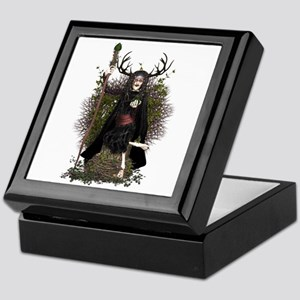 Hedge Witch ~ Hetty Keepsake Box