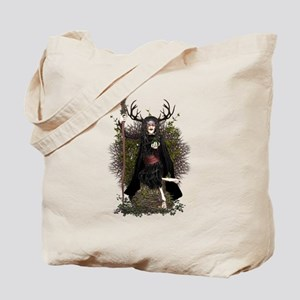 Hedge Witch ~ Hetty Tote Bag