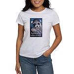 Raccoon Coat Women's T-Shirt