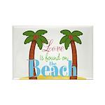 Beach Love Magnets