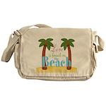 Beach Love Messenger Bag