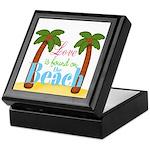 Beach Love Keepsake Box