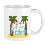 Beach Love Mugs