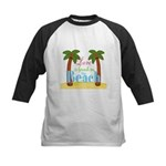 Beach Love Baseball Jersey