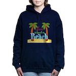 Beach Love Women's Hooded Sweatshirt