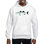 European Seabass Bass Hoodie