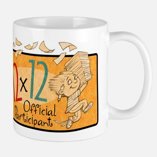 12 x 12 Participant Stainless Steel Travel Mugs