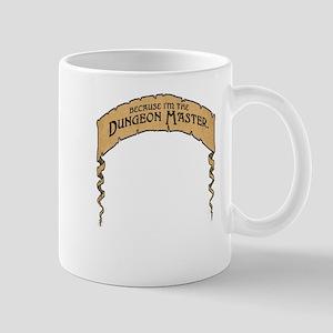 Cos I'm The DM! Mugs