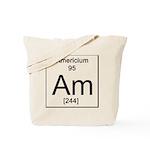 95. Americium Tote Bag