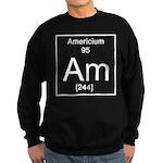 95. Americium Sweatshirt (dark)
