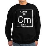 96. Curium Sweatshirt (dark)