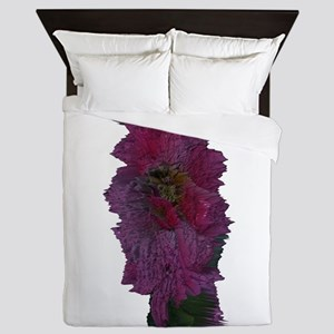 Exploding Flower Queen Duvet