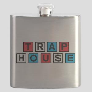 Trap house RWB Flask