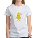 Easter Chick Hearts T-Shirt