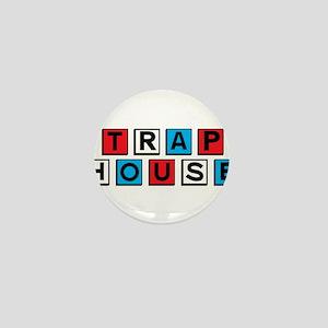 Trap house RWB Mini Button