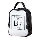 97. Berkelium Neoprene Lunch Bag