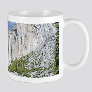 Waterfalls in the Spring Mug