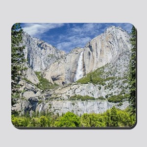 Waterfalls in the Spring Mousepad