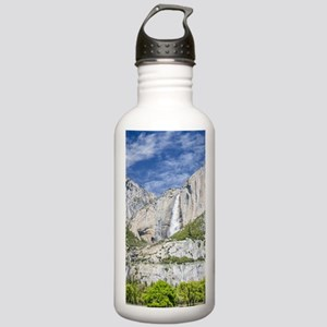 Waterfalls in the Spri Stainless Water Bottle 1.0L
