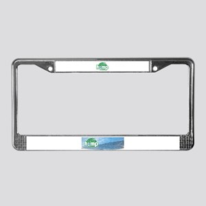 Digitalhemp.com License Plate Frame