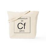 98. Californium Tote Bag