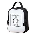 98. Californium Neoprene Lunch Bag