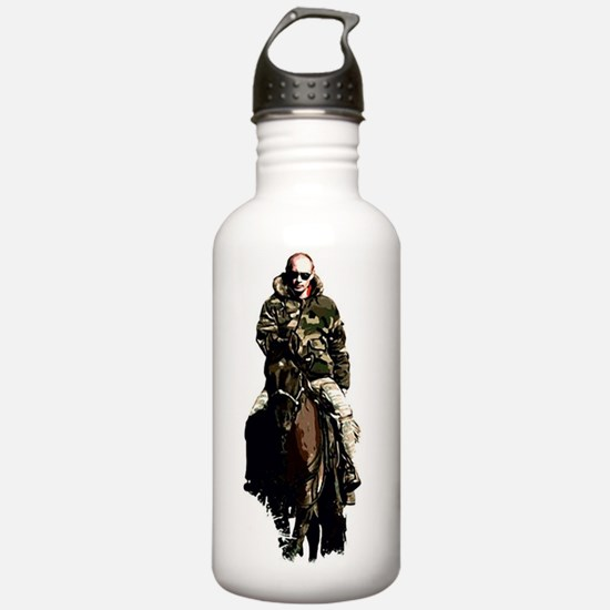 Cute Vladimir putin Water Bottle