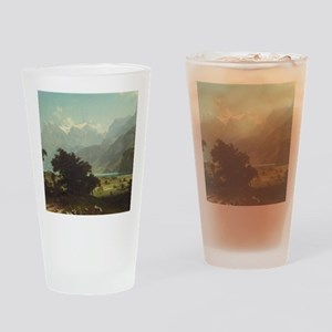 Bierstadt,Lake Lucerne Drinking Glass