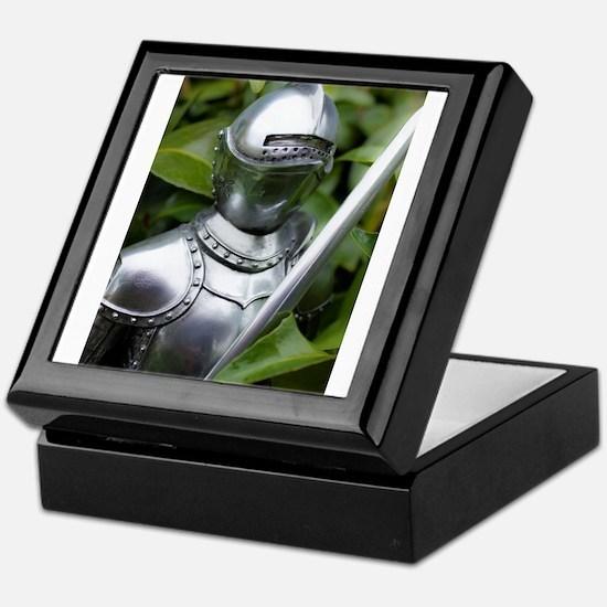Sir Reginald Keepsake Box