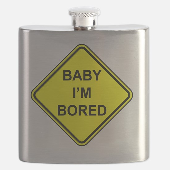 Baby I'm Bored Flask