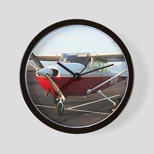 Aircraft at Page, Arizona, USA 4 Wall Clock