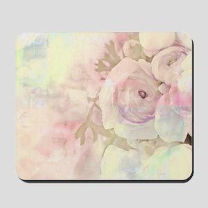 Tender Rose Pastel Mousepad
