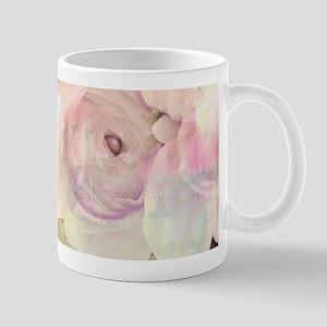 Tender Rose Pastel Mugs
