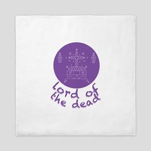 Dead Lord Queen Duvet