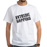Extreme Napping White T-Shirt