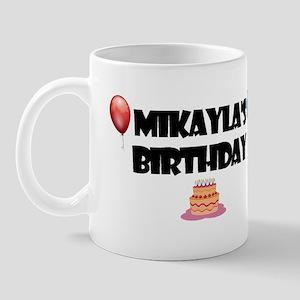 Milayla's Birthday Mug