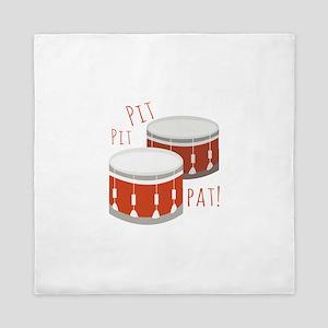 Pit Pit Pat Queen Duvet