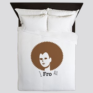 1 Fro All Queen Duvet