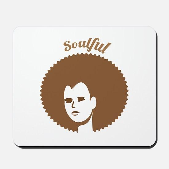Soulful Mousepad