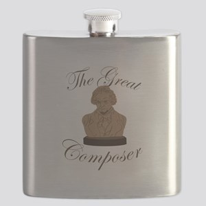 Great Composer Flask