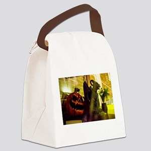Spooked Canvas Lunch Bag