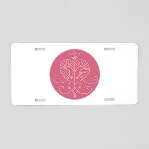 Erzulie Veve Aluminum License Plate