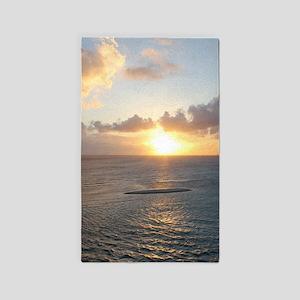 Aruba Sunset Area Rug